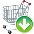 shopping-cart-down-icon